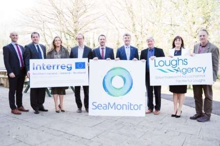 SeaMonitor Launch at Loughs Agency