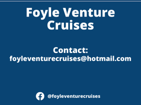 Link to Foyle Venture Cruises FB page
