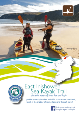 Click here to view East Inishowen Sea Kayak Trail