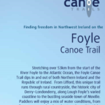 Click here to view Foyle Canoe Trail