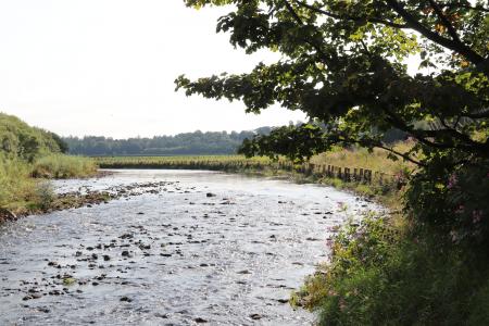 Owenkillew River at Beltrim: After